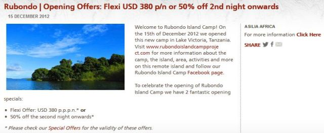 Rubondo-Offer
