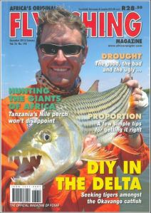 Fly Fishing Magazine_Dec Rubondo 2013