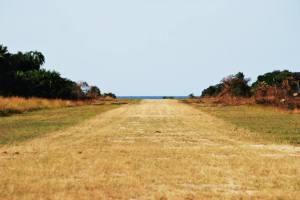 rubondo airstrip