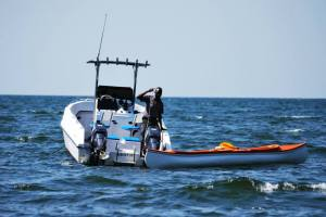 rubondo boat